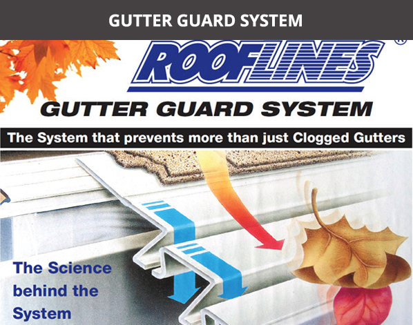 Gutter Guard System